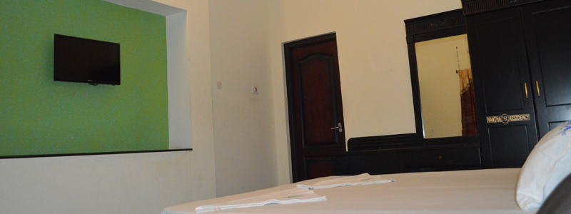 Nandha singly bed room