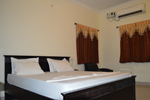 Nandha Residency room